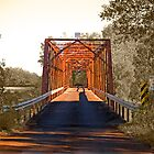 Old Town Bridge by Dragonfly River Studios