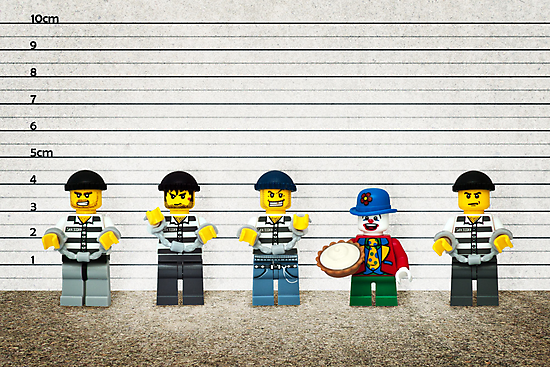 The Usual Suspects by Addison