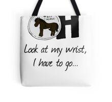Horrible Time Tote Bag