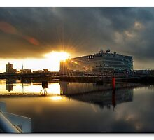 BBC Scotland by Trevena