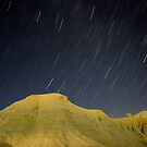 Death Valley star trail by aswan