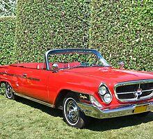1962 Chrysler 300H by DaveKoontz