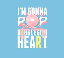 Bubblegum Heart by Kelsy Templeton