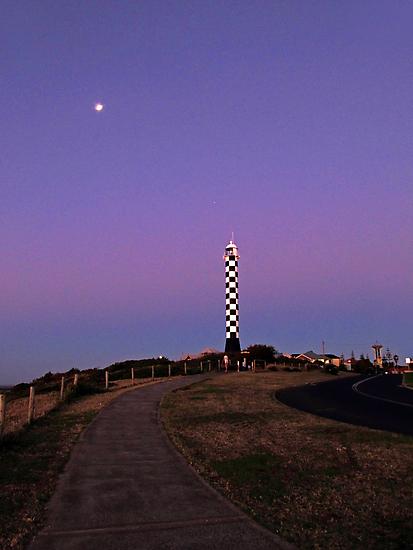 Bunbury Lighthouse - Western Australia  by EOS20