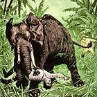 The Elephant's Revenge! by timgraphics