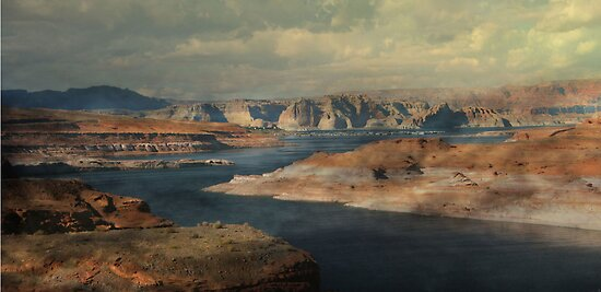 """Lake Powell"" by peaky40"