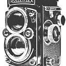 Rolleiflex TLR by Maxim Grew