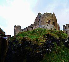 Dunluce Castle 2012/13 by Sean McAughey