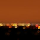 Sunset City Lights by Denise Abé