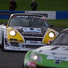 British GT3 - #10 - Porsche 997 GT3 R - Parish / Jelley by motapics
