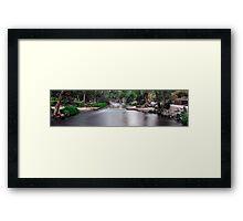 The Cotter River Framed Print