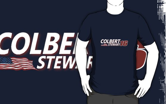 Vote for Colbert/Stewart in 2016 by portispolitics