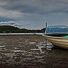 Moruya Sand Flats by Brett Norman