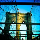 Brooklyn Bridge by AbeCPhotography