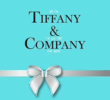 Hi, I'm Tiffany... by Jeffery Borchert