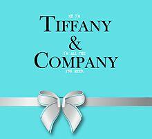 Hi, I'm Tiffany... by Jeffery Borchert