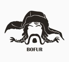 An Unexpected Sticker: Bofur by geeksweetie