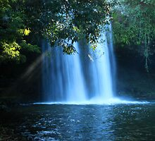 Killen Falls - Tintenbar NSW by OzNatureshots