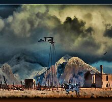 The Ranch by Richard  Gerhard