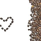 I love coffee by Joana Kruse