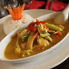Thai Yellow Curry by elm321