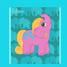 My Little Pony Friends - Edgar the Elephant  by RileyOMalley