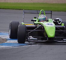 British F3 International Series - #43 - Dallara F311 Mugen Honda - Hywel Lloyd by motapics