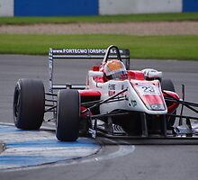 British F3 International Series - #23 - Dallara F312 Mercedes HWA - Hannes van Asseldonk by motapics