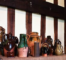 Gainsborough Old Hall-Jugs(2) by jasminewang