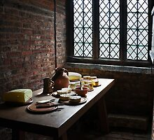 Gainsborough Old Hall-Kitchen room (1) by jasminewang