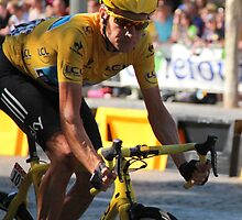 Bradley Wiggins - Tour de France by MelTho