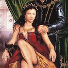Anne Boleyn and Henry Tudor by Siamesecat