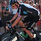 Bradley Wiggins - Tour of Britain 2012 by eggnog