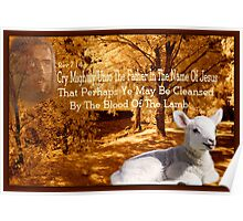 ❤ ❥ THE LAMB ❤ ❥ Poster