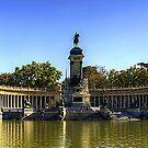 Monumento a Alfonso XII by Tom Gomez