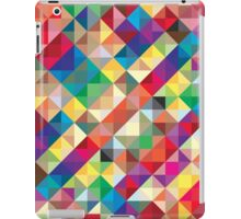 Colored Boxes iPad Case/Skin