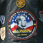 Illinois Patriot Guard by Olivia Johnson