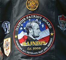 Illinois Patriot Guard by Olivia Johnson