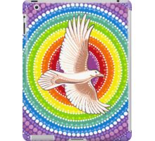 White Raven iPad Case/Skin