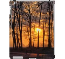 Sunset At Presque Isle iPad Case/Skin