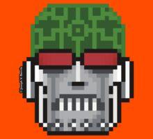 Mister Machine the Metallic Mastermind by JoesGiantRobots