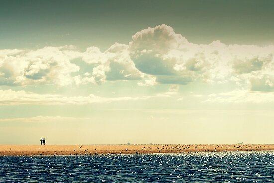 On The Beach by Evita