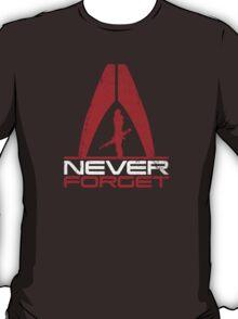 Never Forget: Shep v1 T-Shirt