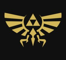 Crest of hyrule Kids Clothes