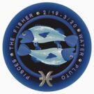 Pisces zodiac astrology by Valxart  by Valxart