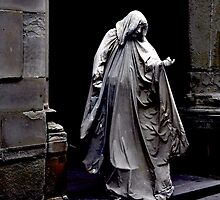 Actor Statue of Savonarola by Thomas Barker-Detwiler