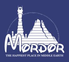The Happiest Place in Middle Earth - Ver. 3-A by FAMOUSAFTERDETH