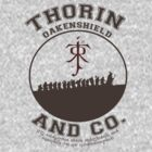 Thorin & Co. by doomslock