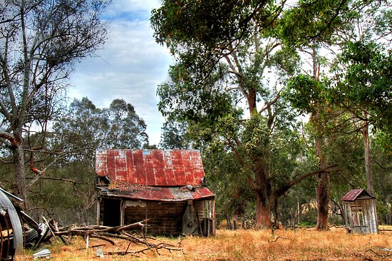old house by mrobertson7