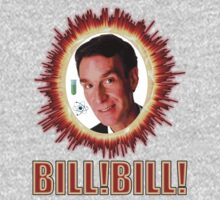 Bill Nye The Science Guy Explosion by picky62version2